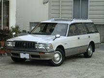 Toyota Crown рестайлинг 1989, универсал, 8 поколение, S130