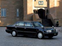 Toyota Crown рестайлинг 1997, седан, 10 поколение, S150