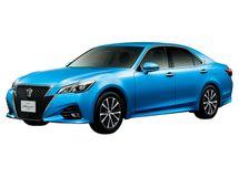 Toyota Crown рестайлинг 2015, седан, 14 поколение, S210