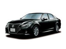 Toyota Crown 2012, седан, 14 поколение, S210