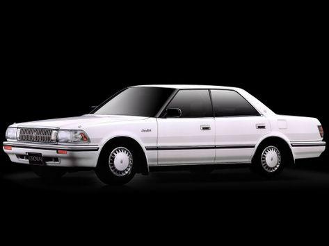 Toyota Crown (S130) 09.1987 - 07.1989