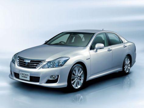 Toyota Crown (S200) 02.2008 - 01.2010