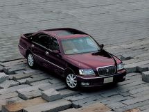 Toyota Crown Majesta 1999, седан, 3 поколение, S170