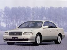 Toyota Crown Majesta 1991, седан, 1 поколение, S140