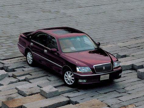 Toyota Crown Majesta (S170) 09.1999 - 07.2001