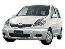 Toyota Funcargo рестайлинг 2002, хэтчбек 5 дв., 1 поколение, XP20