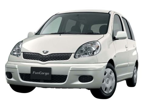 Toyota Funcargo (XP20) 08.2002 - 09.2005