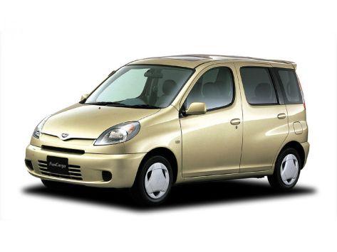 Toyota Funcargo (XP20) 08.1999 - 07.2002