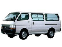 Toyota Hiace 2-й рестайлинг 1998, цельнометаллический фургон, 4 поколение, H100