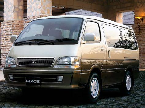 Toyota Hiace (H100) 08.1996 - 06.1999