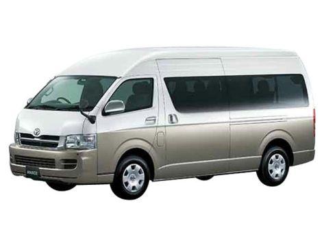 Toyota Hiace (H200) 08.2004 - 07.2007