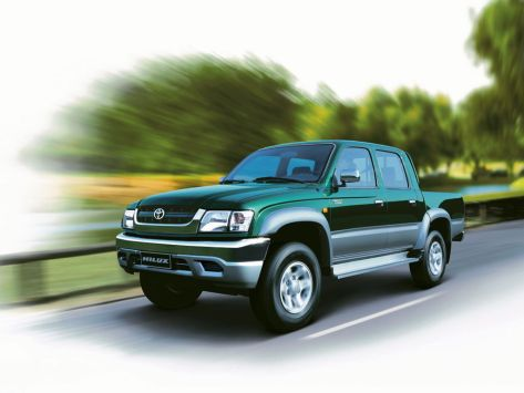 Toyota Hilux Pick Up N140, N150, N160, N170