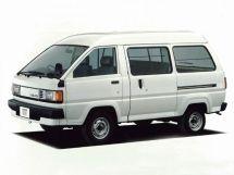 Toyota Lite Ace 1985, цельнометаллический фургон, 3 поколение, M30, M40