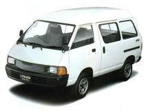 Toyota Lite Ace 1992, цельнометаллический фургон, 4 поколение, R20, R30