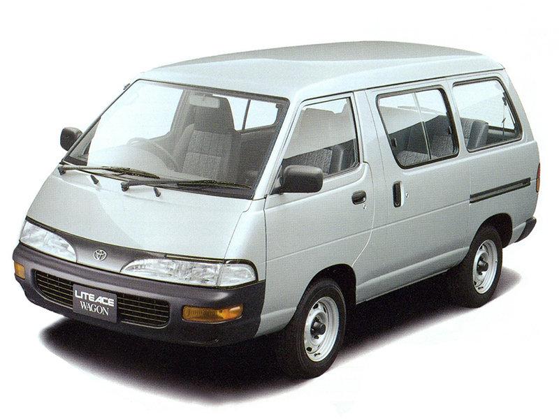 Toyota town на запчасти