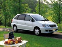 Toyota Nadia 1998, минивэн, 1 поколение, XN10