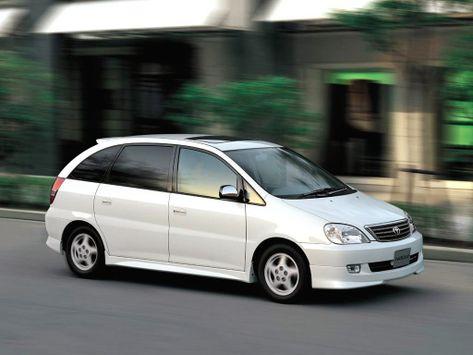 Toyota Nadia (XN10) 04.2001 - 08.2003