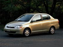 Toyota Platz 1999, седан, 1 поколение, XP10