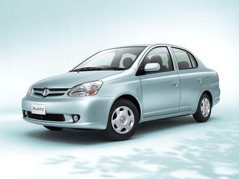 Toyota Platz (XP10) 08.2002 - 10.2005