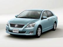 Toyota Premio рестайлинг 2010, седан, 2 поколение, T260