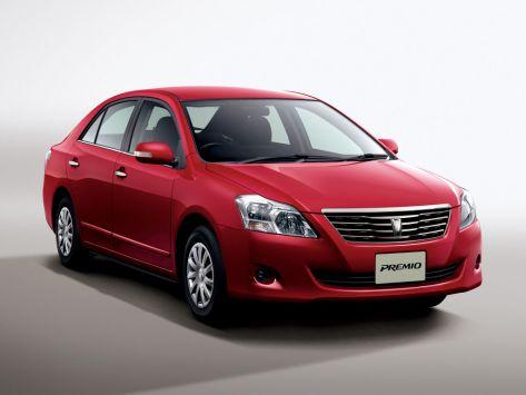 Toyota Premio (T260) 06.2007 - 03.2010