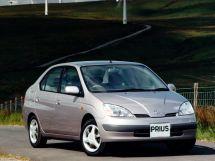 Toyota Prius 1997, седан, 1 поколение, XW10