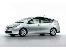 Toyota Prius рестайлинг, 2 поколение, 11.2005 - 04.2009, Лифтбек