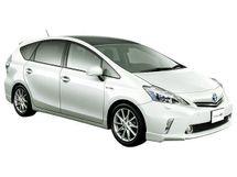 Toyota Prius a 2011, минивэн, 1 поколение, XW40