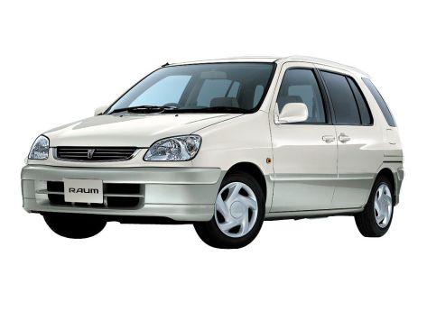 Toyota Raum (Z10) 08.1999 - 04.2003