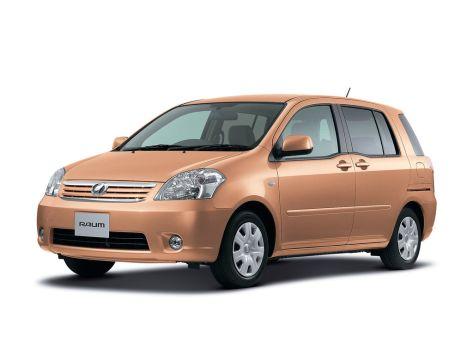 Toyota Raum (Z20) 12.2006 - 10.2011
