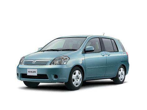 Toyota Raum (Z20) 05.2003 - 11.2006