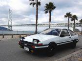 Toyota Sprinter Trueno E80