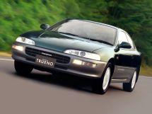 Toyota Sprinter Trueno рестайлинг 1993, купе, 6 поколение, E100