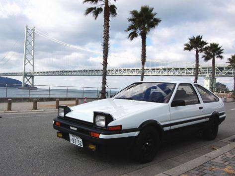 Toyota Sprinter Trueno (E80) 05.1983 - 04.1985