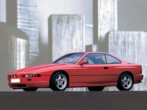 BMW 8-Series 1989 - 1999