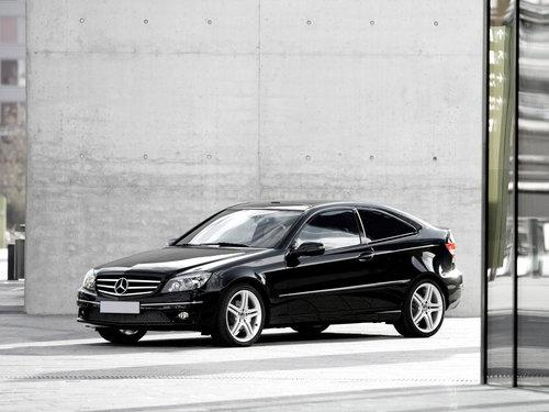 Mercedes-Benz CLC-Class 2008 - 2011