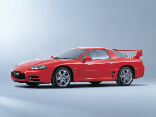 Mitsubishi GTO 1998 - 2001