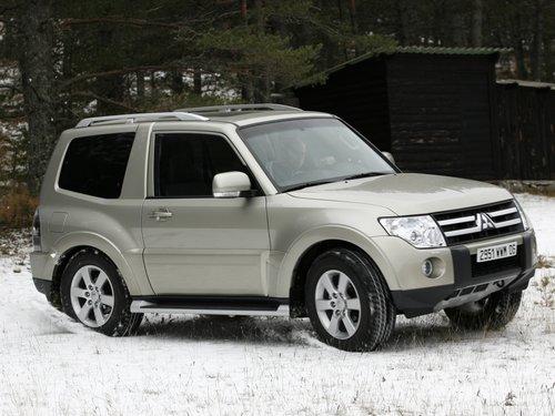 Mitsubishi Pajero 2006 - 2010