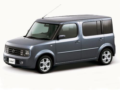 Nissan Cube Cubic 2003 - 2005
