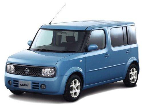 Nissan Cube Cubic 2007 - 2008