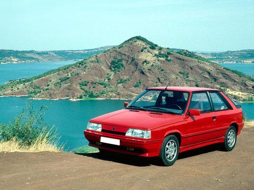 Renault 11 1986 - 1988