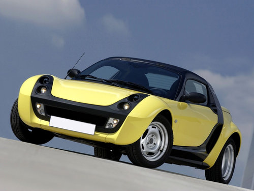 Smart Roadster 2003 - 2005