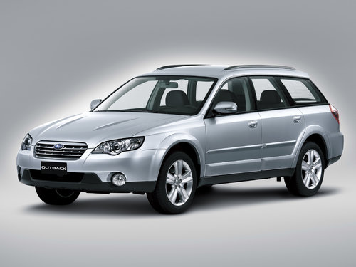 Subaru Outback 2006 - 2009