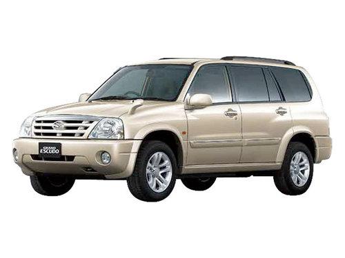 Suzuki Grand Escudo 2003 - 2005