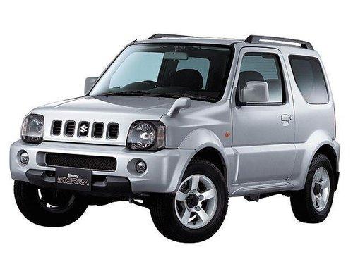 Suzuki Jimny Sierra 2002 - 2012