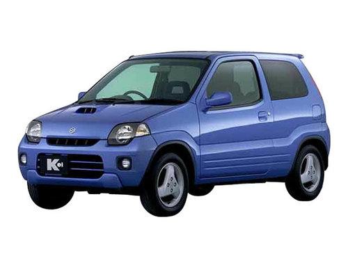 Suzuki Kei 1998 - 2000