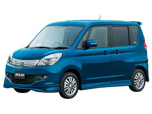 Suzuki Solio 2010 - 2013