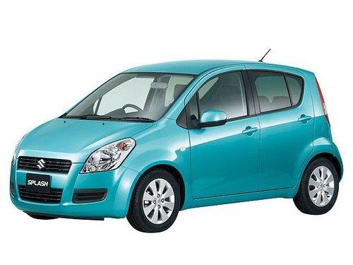 Suzuki Splash 2008 - 2012