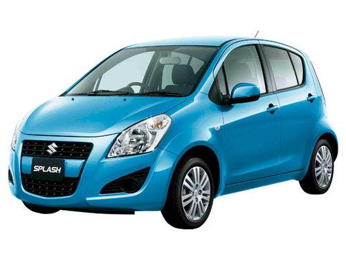 Suzuki Splash 2012 - 2014