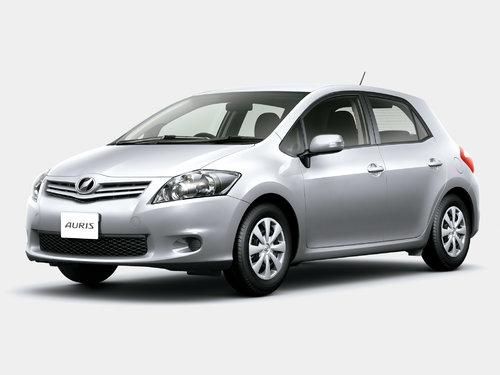 Toyota Auris 2009 - 2012